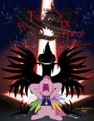 The Six Winged Serpent Cover by J5A4
