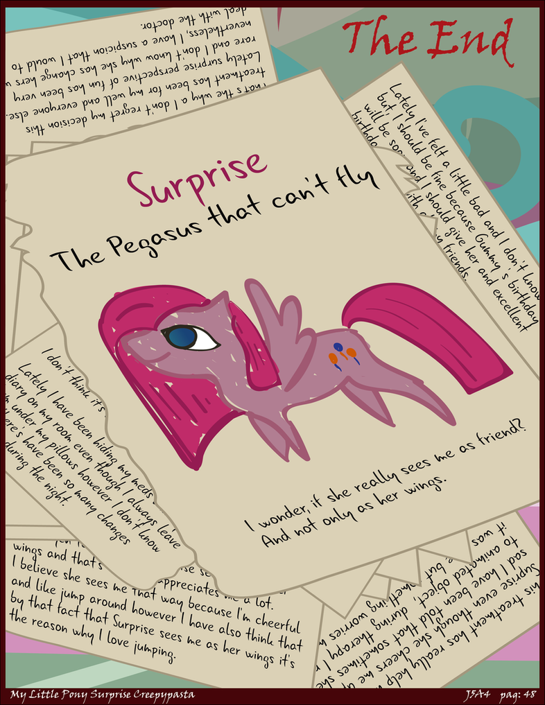 MLP Surprise Creepypasta pag 48 (English) by j5a4