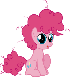 Young Pinkie Pie (Diagnosis : Surprise)