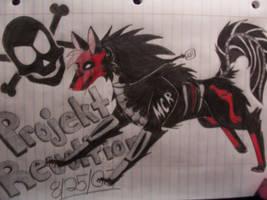 Projekt revolution mcr wolf by BiTTENwolf