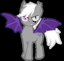Bat Pony by Shadowpredator100