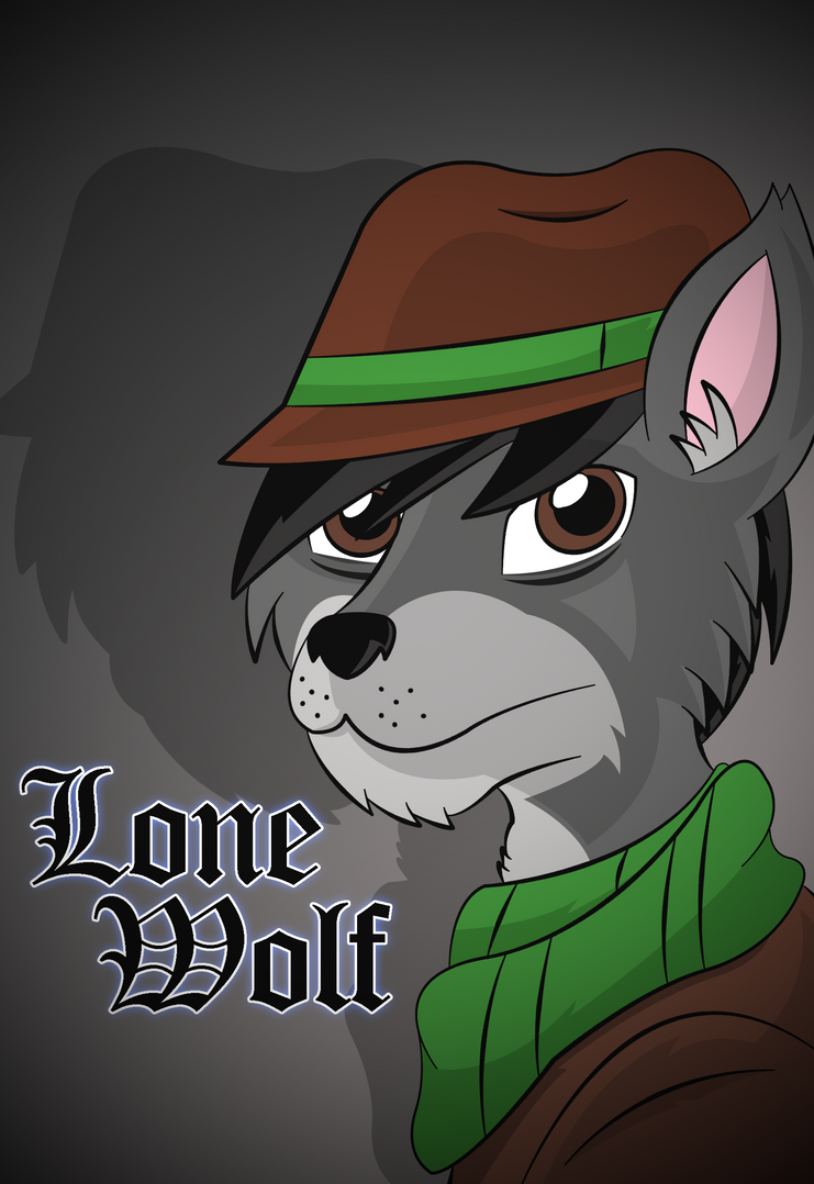 Detective Lonewolf by Shadowpredator100