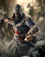 Master Assassins by LightExorcist