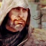 Smile at me, Ezio by LightExorcist