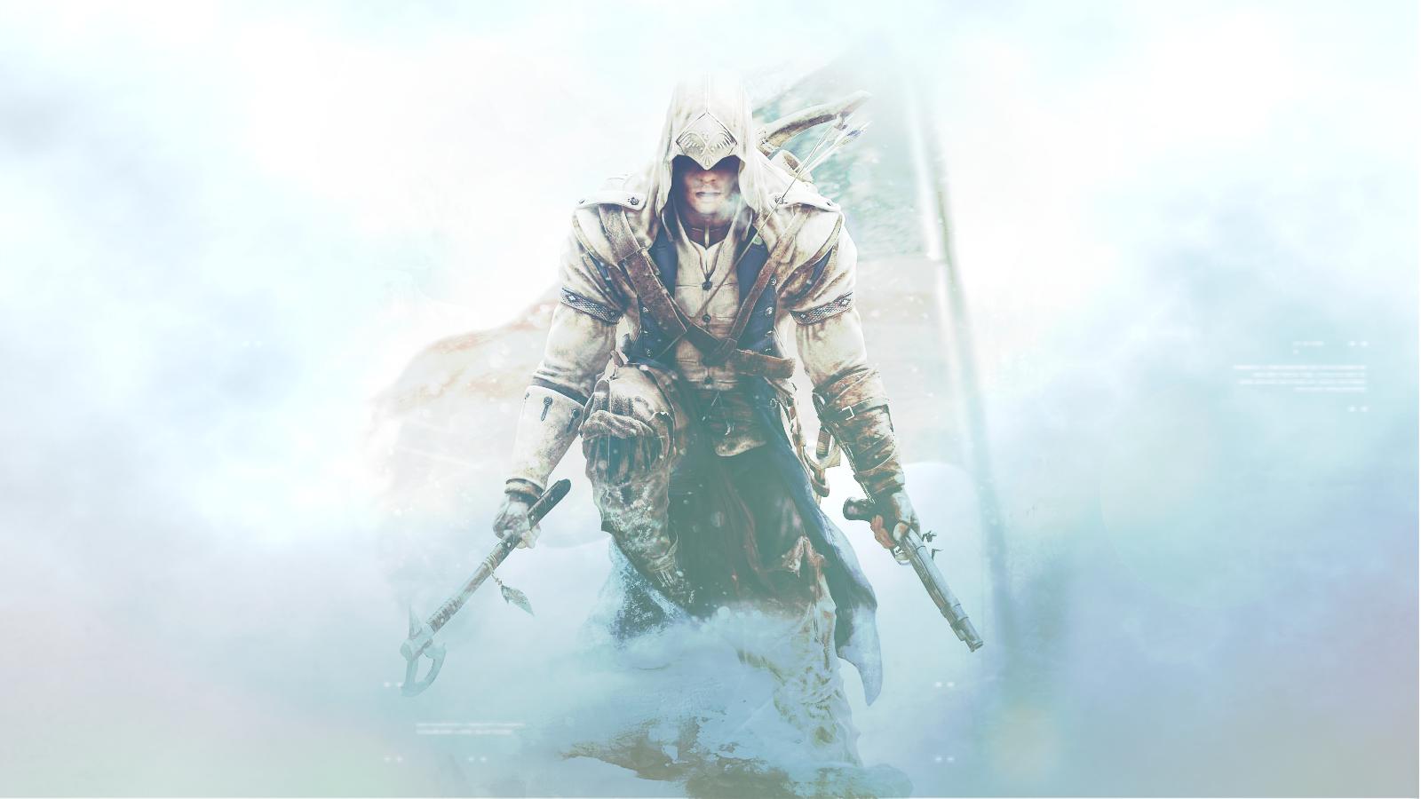 Assassins Creed III Wallpaper By LightExorcist
