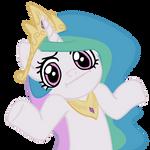 Shrugpony Celestia