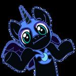 Shrugpony Nightmare Moon