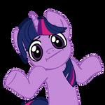 Shrugpony Twilight Sparkle