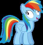Rainbow Dash Derping