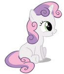 Sweetie Belle being adorable
