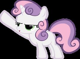 Sweetie Belle - v1 by MoongazePonies