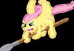 Fluttershy the Impaler
