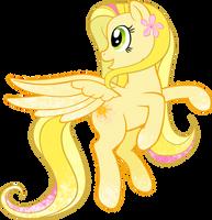 Sunshine Dazzle - commission by MoongazePonies