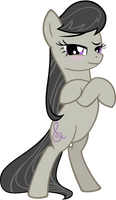 Octavia is flattered by MoongazePonies
