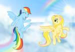 Rainbow Dazzle