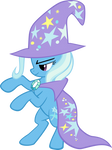 The Blue and Bluerful Trixie
