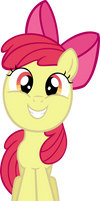 Applebloom grin