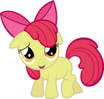 Shy Applebloom