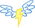 Wonderbolts Cutie Mark