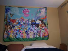 Mlp Blanket 1
