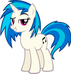 Vinyl Scratch - No Shades