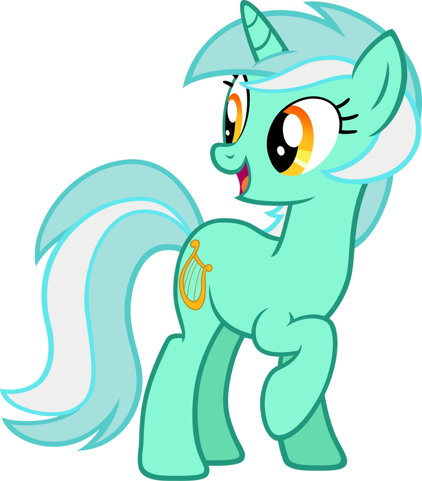 Lyra Heartstrings by MoongazePonies