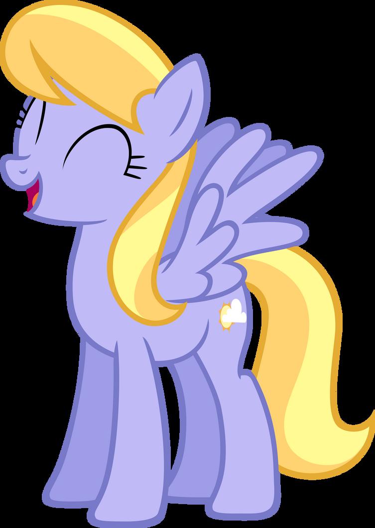 Happy Cloudkicker by MoongazePonies