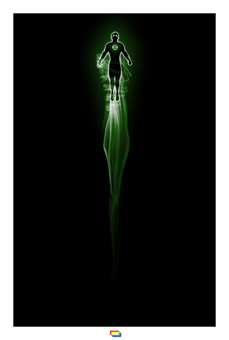 Artisan Green Lantern Ring