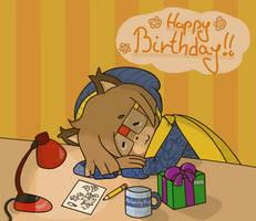 Happy Birthday Zemellow~