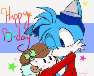 Happy B-day Toniiemari