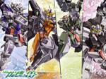 Gundam 00 - wallpaper
