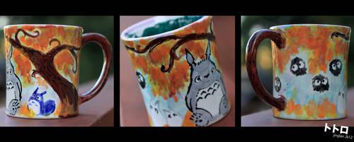 My Neighbor Totoro Mug