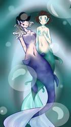 [PLR] Let's Draw beautiful mermaid by NishiDraw