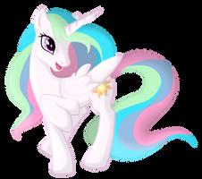 Princess Celestia 3 by Nalesia
