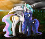 Sisters by Nalesia