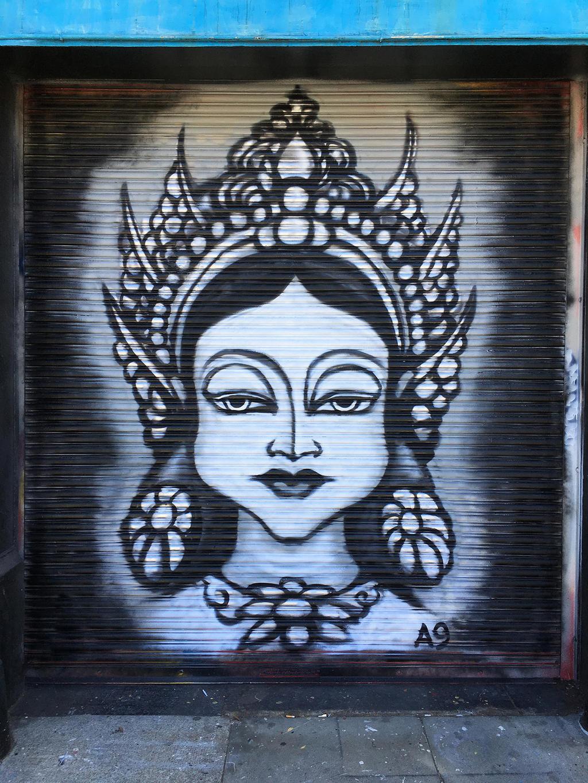 Tibetan Tara by e47art