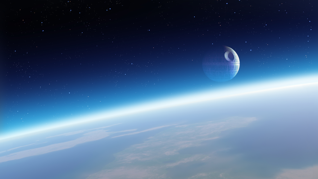 DeathStar 5120x2880 by e47art