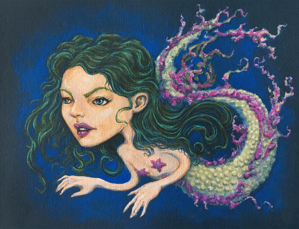 Mermaid by e47art