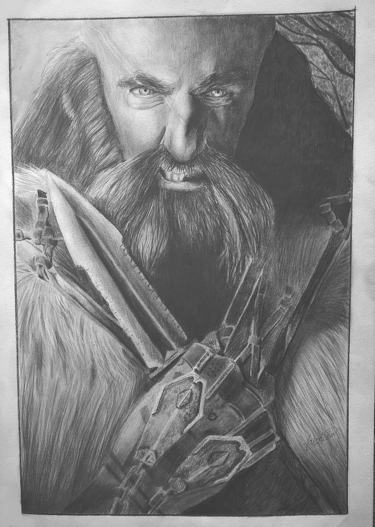 Dwalin by Taina-dOS