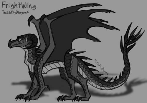 New Frightwing ref : Open Fantribe