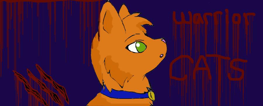 Firestar from Warrior Cats by RandomArtsyPerson on DeviantArt Warrior Cat Drawings Firestar