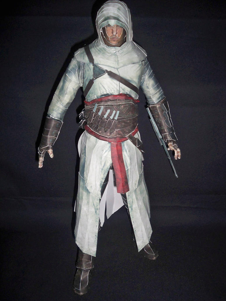assassins creed altair ibn - photo #16
