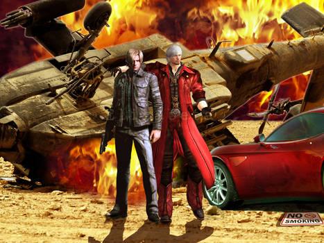 Dante and Leon