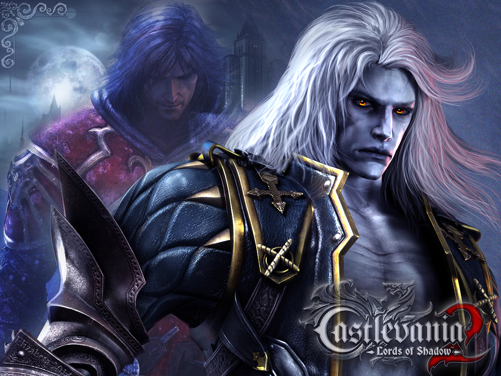 Castlevania Lord Of Shadow 2 Wallpaper By Betka