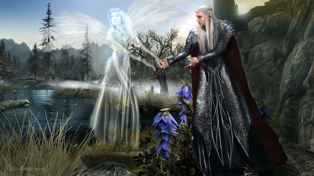 thranduil wallpaper by betka - photo #24