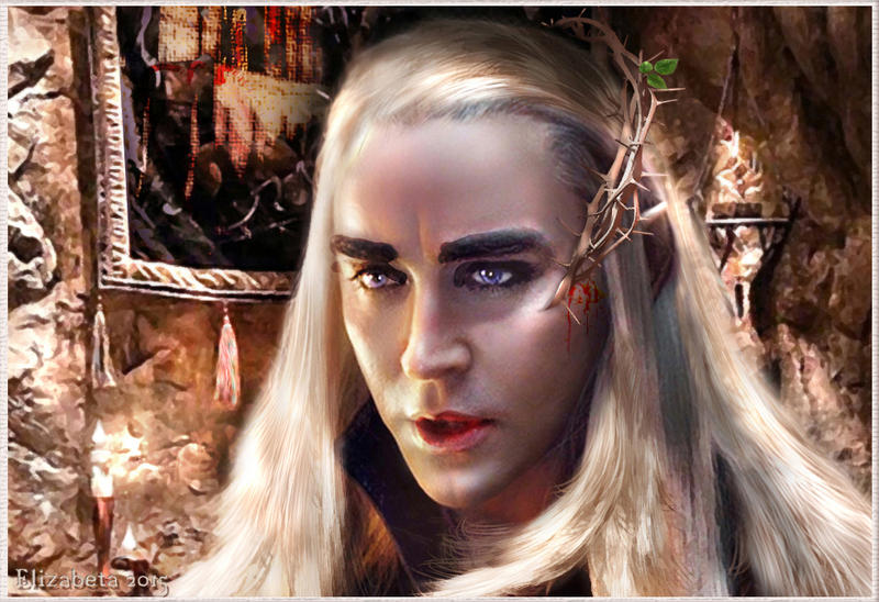 thranduil wallpaper by betka - photo #5