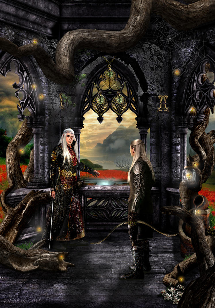 thranduil wallpaper by betka - photo #9
