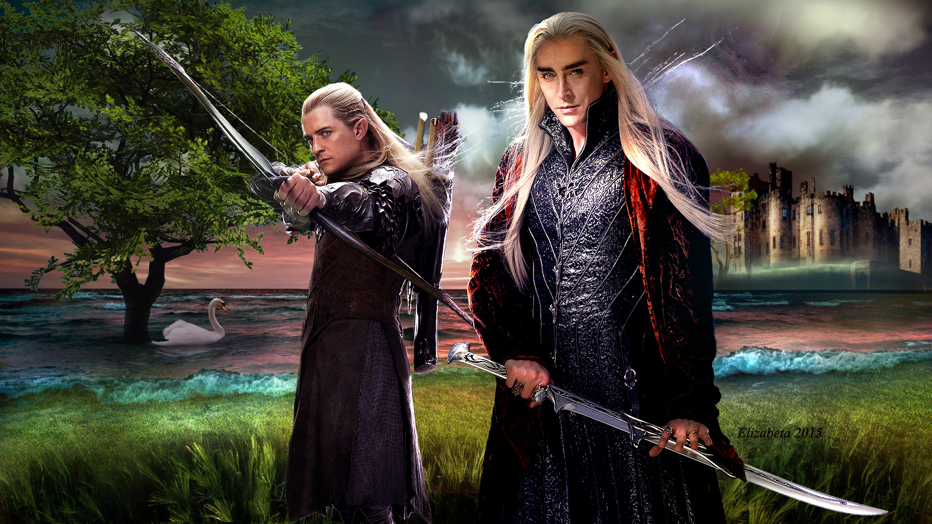 thranduil wallpaper by betka - photo #1