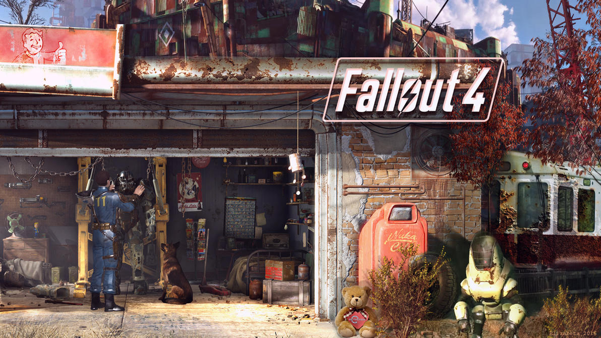 Fallout 4 Wallpaper By Betka