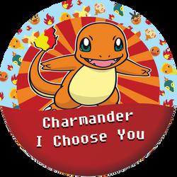 Charmander, I choose you
